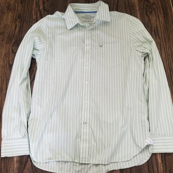 fac092b60e American Eagle Outfitters Shirts | Mens American Eagle Buttondown ...